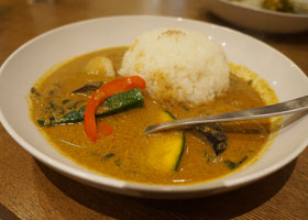 Curry rice, Nara, Giappone