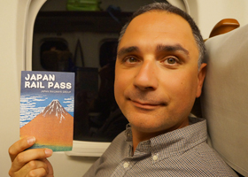 Japan rail pass, Giappone