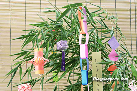 Tanabata in Giappone